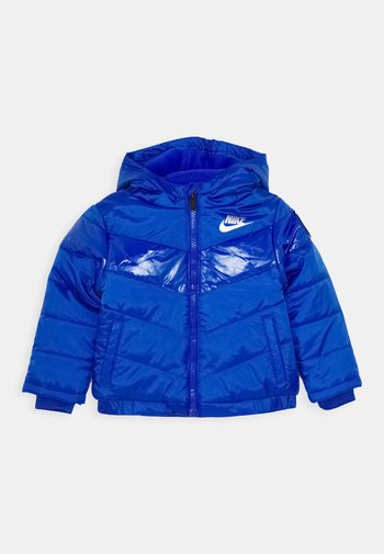 COLOR BLOCK HEAVY PUFFER