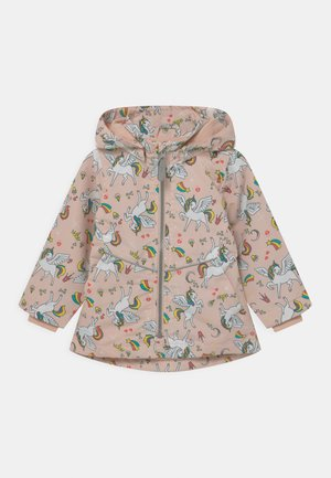 NMFMAXI UNICORN - Light jacket - peach whip