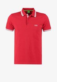 BOSS - PADDY  - Poloshirt - medium red - 5