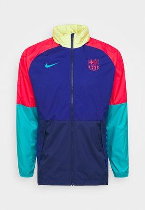 FC BARCELONA - Klubové oblečení - deep royal blue/blue void/oracle aqua
