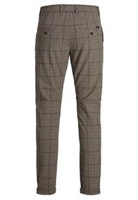 Jack & Jones PREMIUM - Trousers - beige - 1