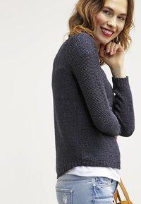 ONLY - ONLGEENA - Pullover - navy blazer - 3