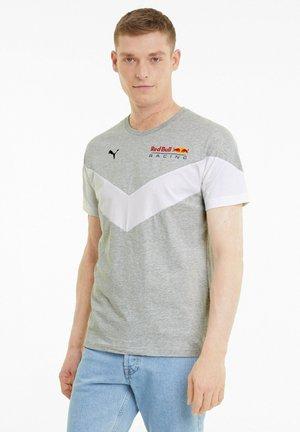 RED BULL RACING MCS - T-shirt med print - light gray heather