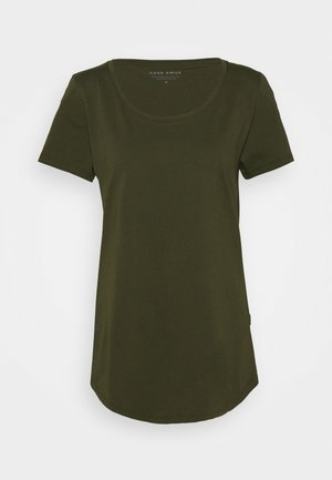 TALL TEE - Basic T-shirt - olive
