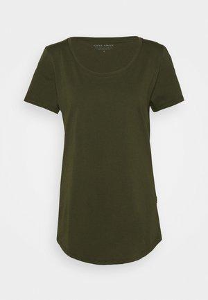 TALL TEE - T-shirt basic - olive
