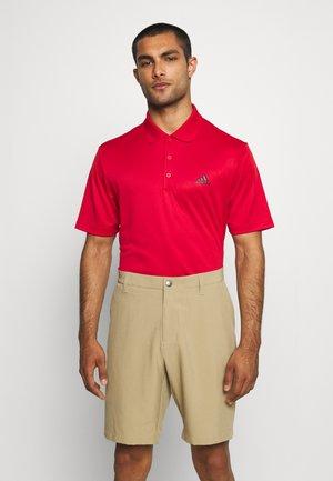 PERFORMANCE - Poloshirt - collegiate red