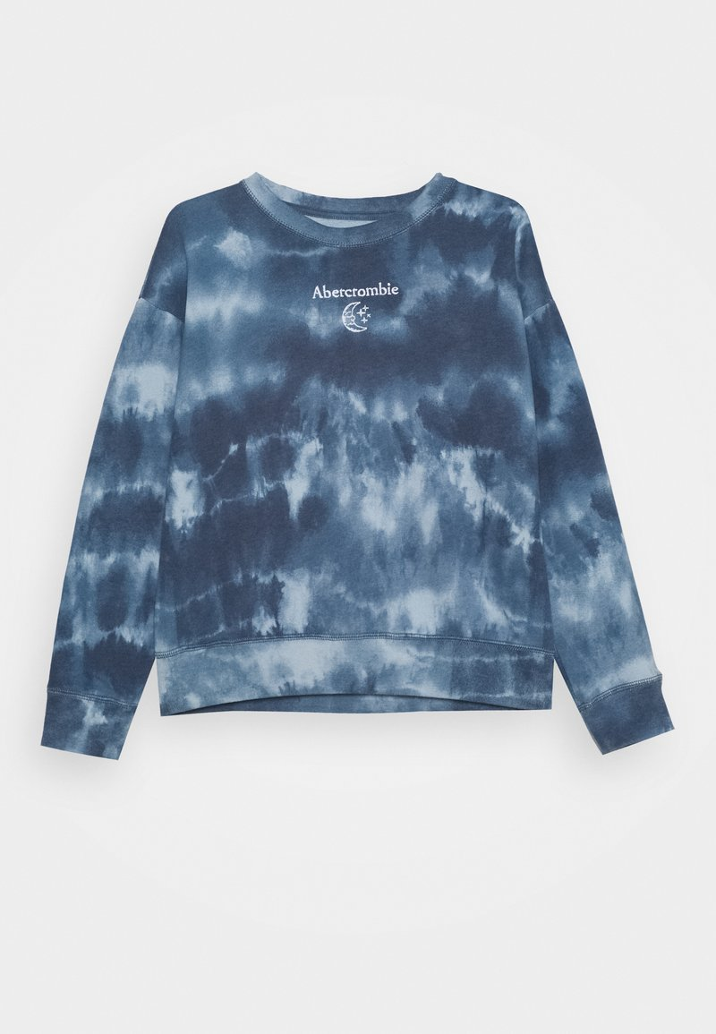 Abercrombie & Fitch - CREW - Mikina - blue
