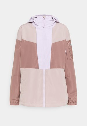 WALLOWA PARK™ LINED JACKET - Outdoor jacket - pale lilac/mauve vapor/mocha