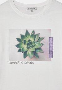 Cost:bart - MISTY  - T-shirt med print - bright white - 2