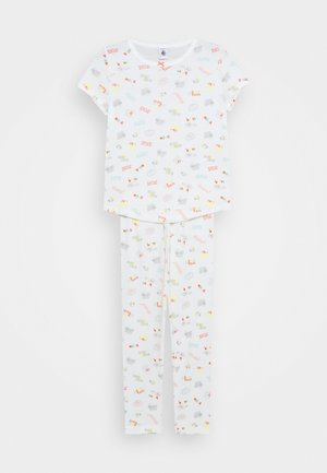 SET - Pyjama set - light grey
