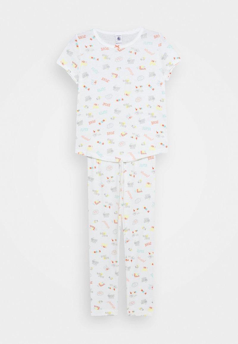Petit Bateau - SET - Pyjama set - light grey