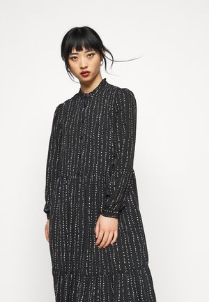 IHBASIA - Robe longue - black