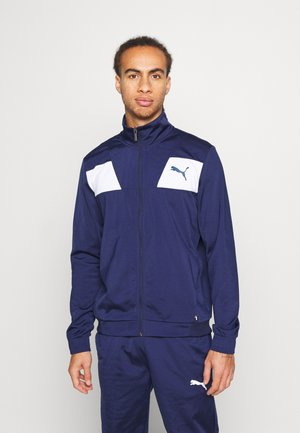 TECHSTRIPE TRICOT SUIT - Trainingspak - peacoat