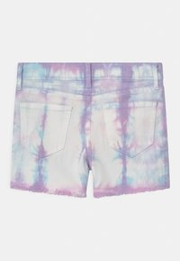 GAP - GIRL AURORA TIE DYE - Denim shorts - multi-coloured