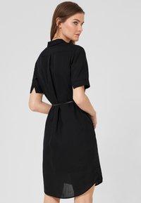 s.Oliver BLACK LABEL - Shirt dress - black - 2