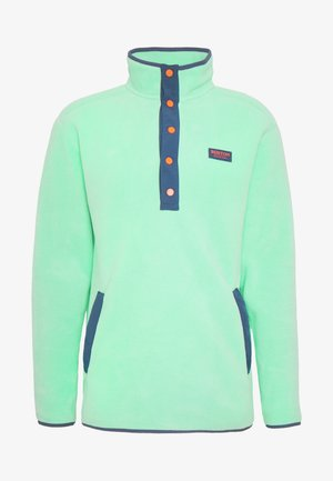 HEARTH  - Fleece jumper - buoy blue