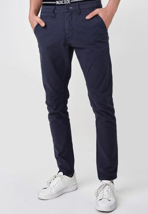 CREED - Chinos - navy