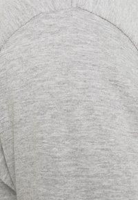 Denim Project - 10 PACK  - T-shirt basique - black/white/light grey melange - 8