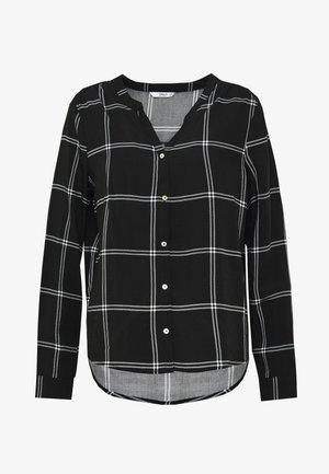 ONLSUGAR FALLOW SHIRT - Blouse - black