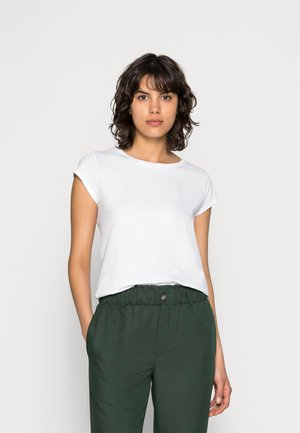 TEASY - Basic T-shirt - white