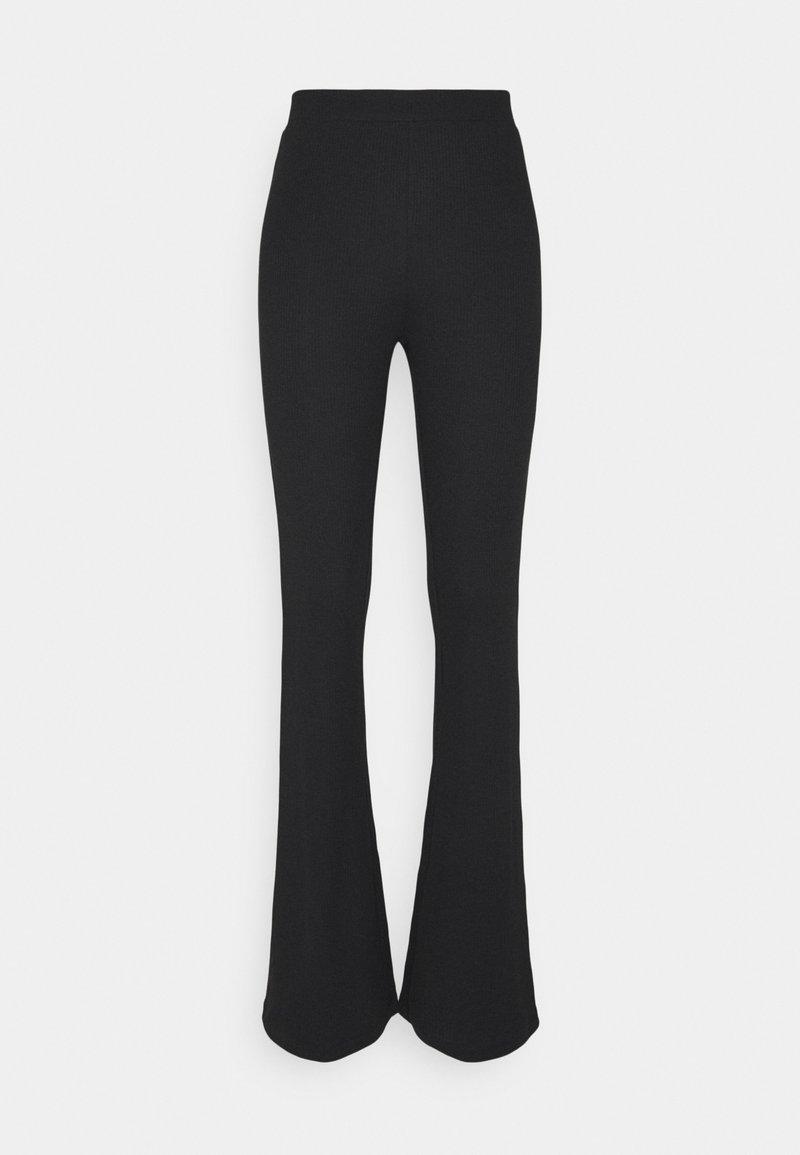 Noisy May - NMPASA PANTS - Kalhoty - black