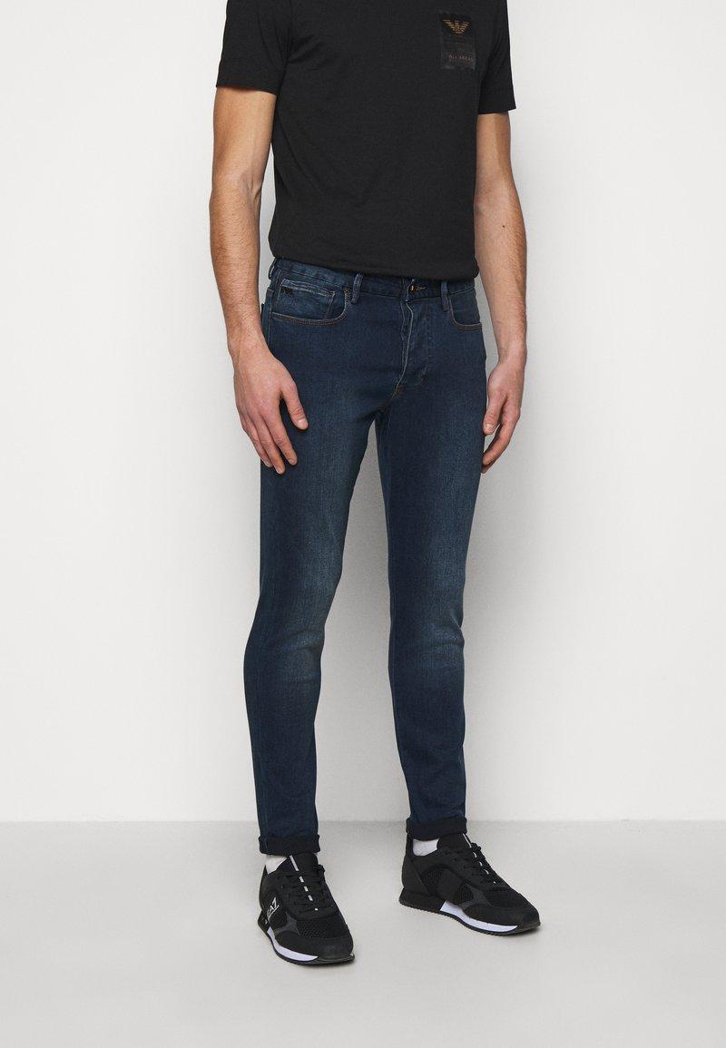 Emporio Armani - Jeans Skinny - blue
