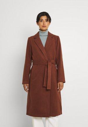 VIPOKU COAT - Classic coat - chocolate fondant