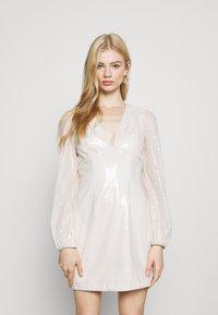Forever New - CORNELIA MINI DRESS - Cocktail dress / Party dress - cream - 0