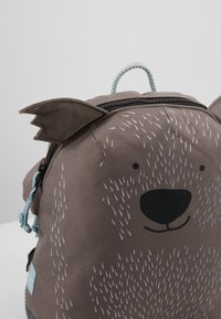 Lässig - BACKPACK ABOUT FRIENDS CALI WOMBAT - Batoh - brown - 2