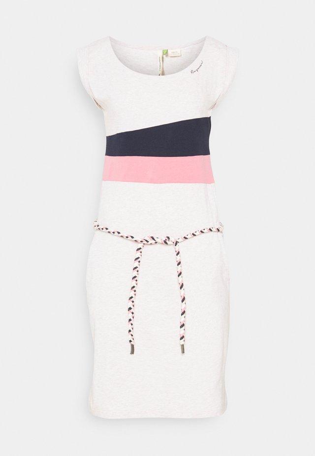 TARAYA - Vestito di maglina - beige