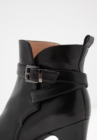 Unisa Wide Fit - UMBRIAWD - Ankle Boot - black - 2