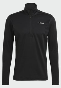 adidas Performance - Soft shell jacket - black - 6
