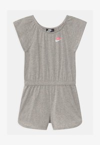 Nike Sportswear - PULL-ON  - Jumpsuit - carbon heather - 0