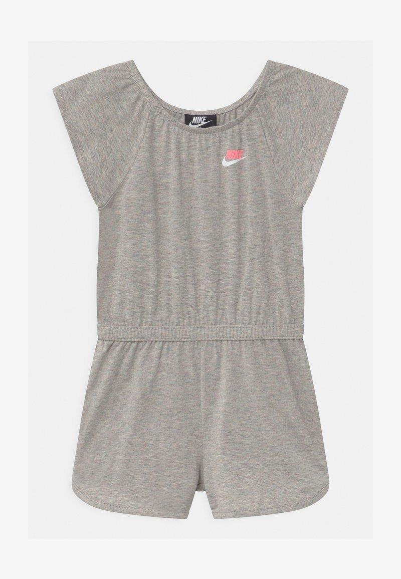 Nike Sportswear - PULL-ON  - Jumpsuit - carbon heather