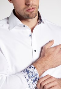 Eterna - COMFORT FIT - Shirt - white - 2
