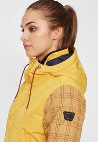 O'Neill - SNOW PARKA - Snowboard jacket - old gold - 3