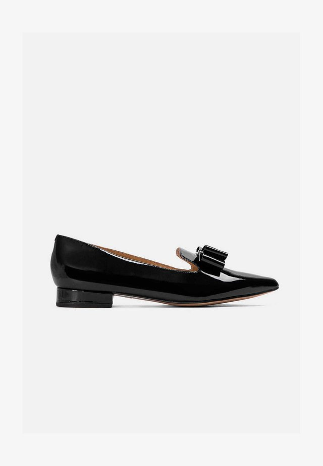 LAVENA - Loaferit/pistokkaat - black