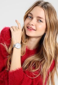 Swatch - SKINMESH - Watch - grey - 0