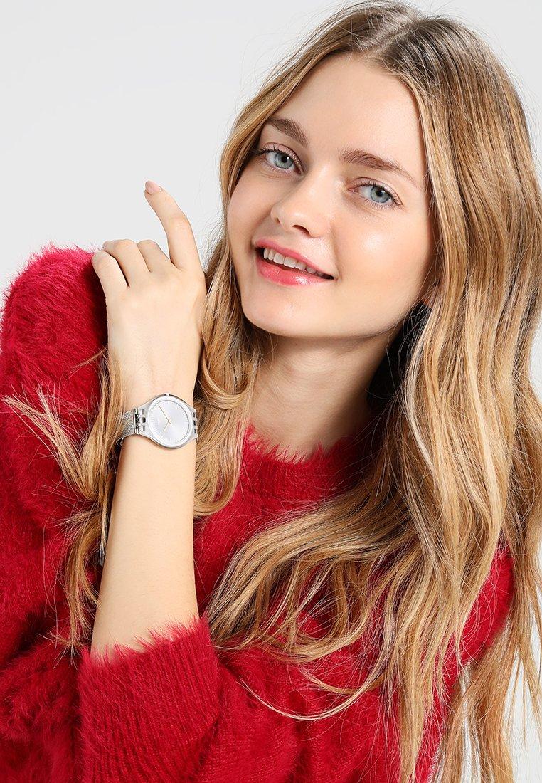 Swatch - SKINMESH - Watch - grey