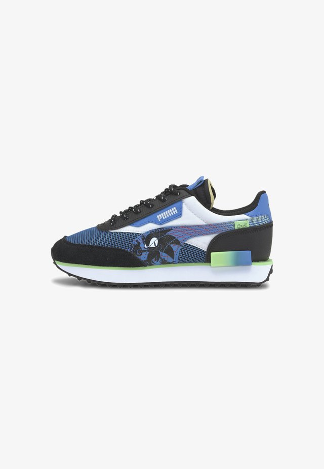 Sneaker low - palace blue black