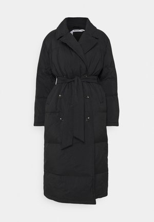 SUE - Down coat - black
