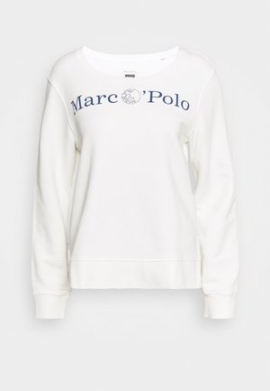 EARTH DAY CREW NECK - Sweatshirt - white