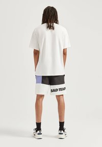 PULL&BEAR - T-shirts basic - white - 2