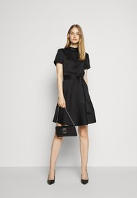 HUGO - ENERE - Cocktail dress / Party dress - black - 1