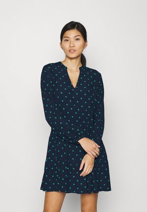 ZEN TIERED MINI - Day dress - green