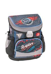 Belmil - SET - School bag - mottled black - 3