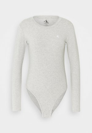 BODYSUIT - Body - grey heather