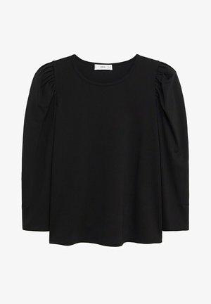 MARY - T-shirt à manches longues - zwart
