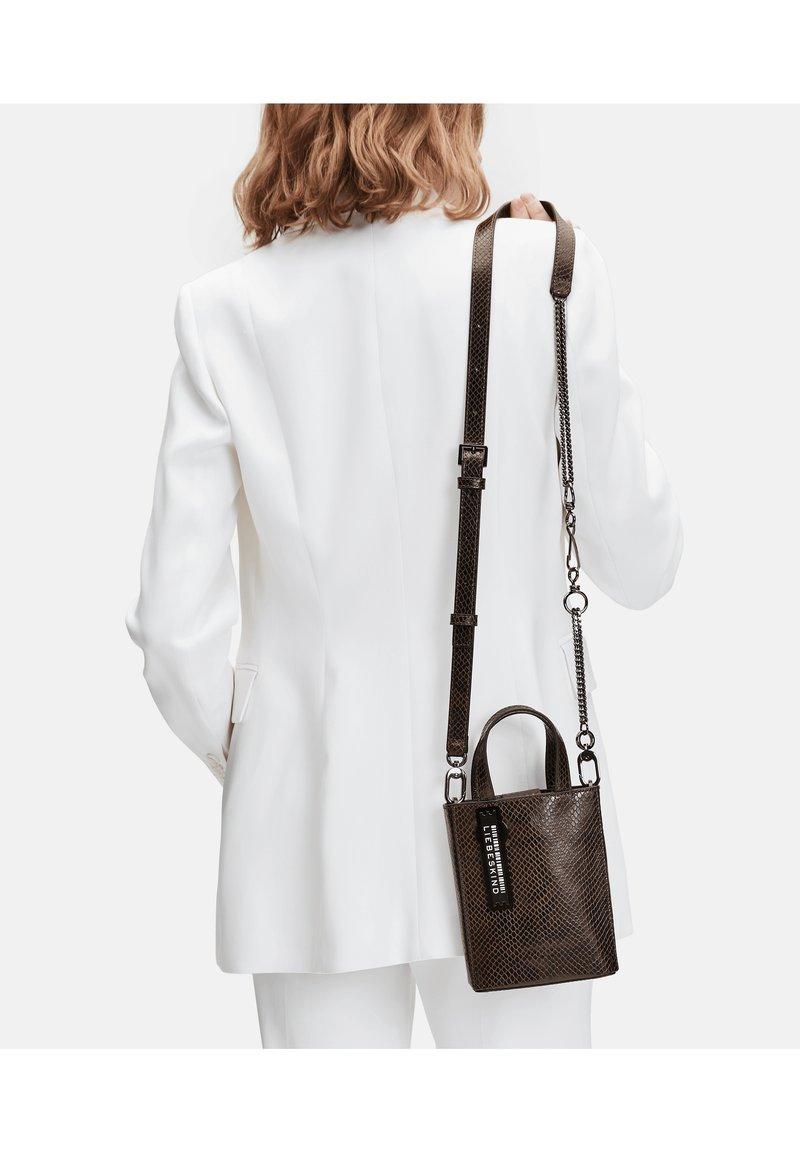 Liebeskind Berlin - SNAKE FANCY  - Other accessories - brown