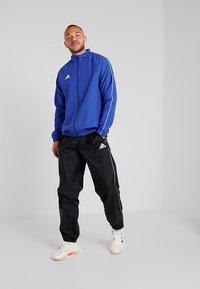 adidas Performance - CORE 18 - Träningsjacka - boblue/white - 1